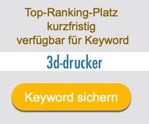 3d-drucker Anbieter Hersteller