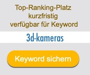 3d-kameras Anbieter Hersteller