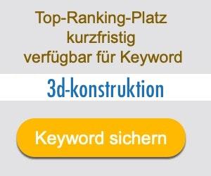 3d-konstruktion Anbieter Hersteller