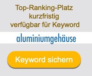 aluminiumgehäuse Anbieter Hersteller