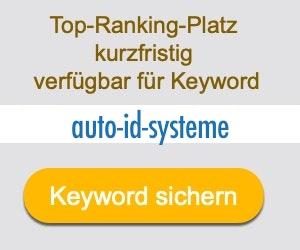 auto-id-systeme Anbieter Hersteller