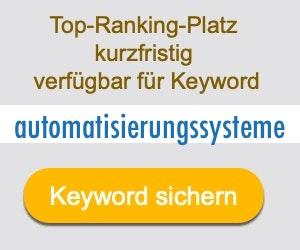 automatisierungssysteme Anbieter Hersteller
