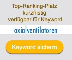 axialventilatoren Anbieter Hersteller