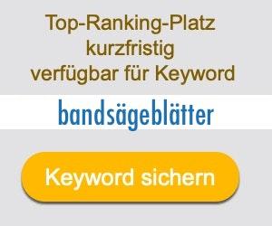 bandsägeblätter Anbieter Hersteller