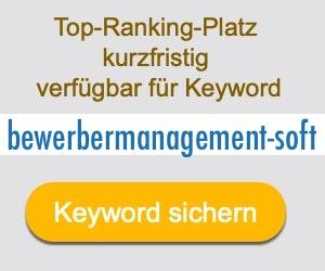 bewerbermanagement-software Anbieter Hersteller