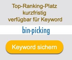 bin-picking Anbieter Hersteller