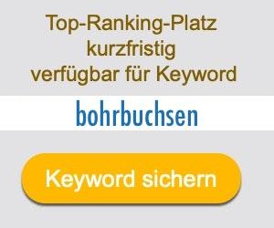 bohrbuchsen Anbieter Hersteller