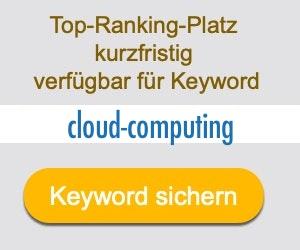 cloud-computing Anbieter Hersteller