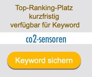 co2-sensoren Anbieter Hersteller