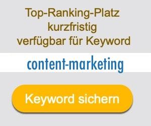 content-marketing Anbieter Hersteller