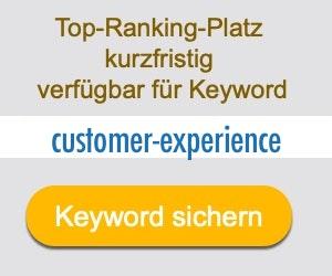 customer-experience Anbieter Hersteller