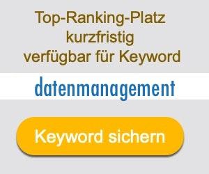 datenmanagement Anbieter Hersteller