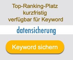 datensicherung Anbieter Hersteller
