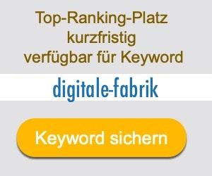 digitale-fabrik Anbieter Hersteller