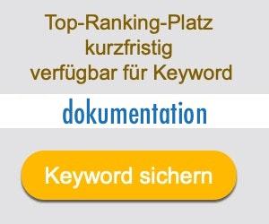 dokumentation Anbieter Hersteller