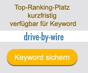drive-by-wire Anbieter Hersteller