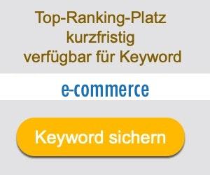 e-commerce Anbieter Hersteller