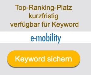 e-mobility Anbieter Hersteller