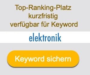 elektronik Anbieter Hersteller