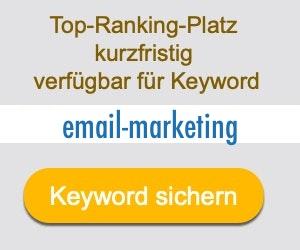 email-marketing Anbieter Hersteller