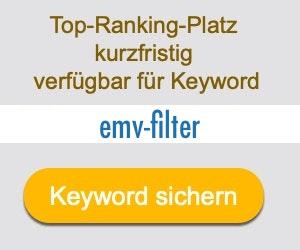 emv-filter Anbieter Hersteller