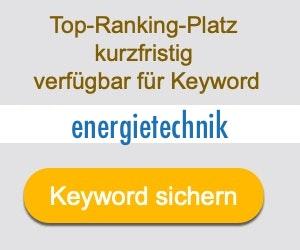 energietechnik Anbieter Hersteller