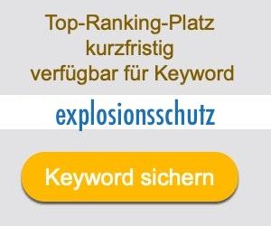 explosionsschutz Anbieter Hersteller