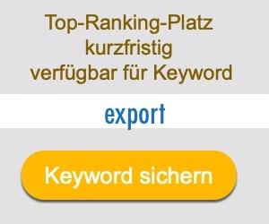 export Anbieter Hersteller