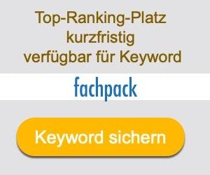 fachpack Anbieter Hersteller