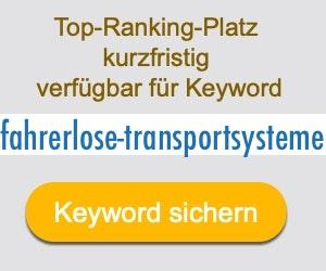 fahrerlose-transportsysteme Anbieter Hersteller