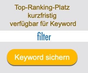 filter Anbieter Hersteller