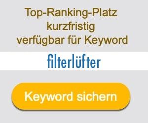 filterlüfter Anbieter Hersteller
