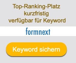 formnext Anbieter Hersteller