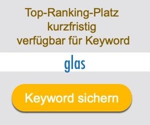 glas Anbieter Hersteller