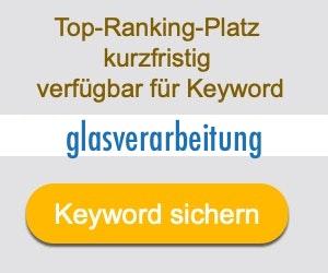 glasverarbeitung Anbieter Hersteller