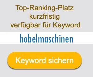 hobelmaschinen Anbieter Hersteller
