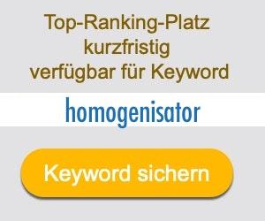 homogenisator Anbieter Hersteller