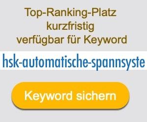 hsk-automatische-spannsysteme Anbieter Hersteller