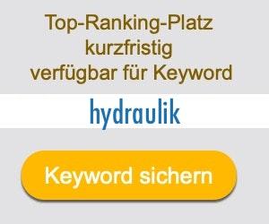 hydraulik Anbieter Hersteller