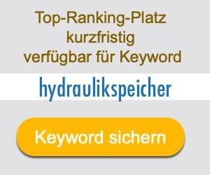 hydraulikspeicher Anbieter Hersteller