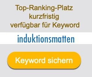 induktionsmatten Anbieter Hersteller