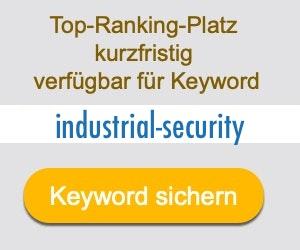 industrial-security Anbieter Hersteller