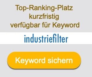 industriefilter Anbieter Hersteller