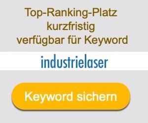 industrielaser Anbieter Hersteller