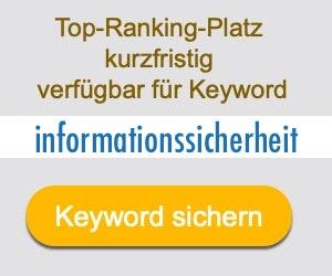 informationssicherheit Anbieter Hersteller