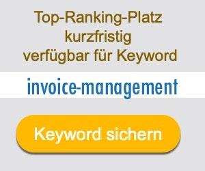 invoice-management Anbieter Hersteller