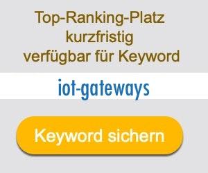 iot-gateways Anbieter Hersteller