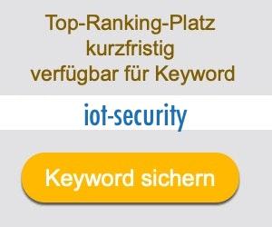 iot-security Anbieter Hersteller