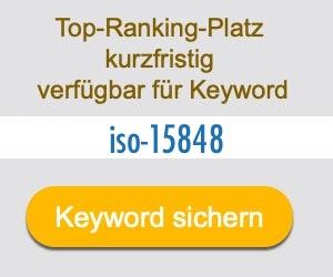iso-15848 Anbieter Hersteller