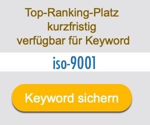 iso-9001 Anbieter Hersteller